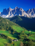 St Magdalena Kalian Italian Dolomites