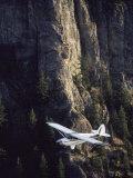Husky Aviat A-1A Aircraft in Backcountry of Idaho