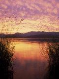 Sandpoint  Id  Sunset on Lake Pond Oreille
