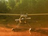 Morning Mist Floatplane  AK