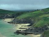 Rugged Coast  Dingle Peninsula  Ireland