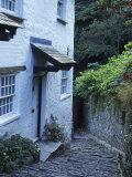 Clovelly Neighborhood  North Devon  England