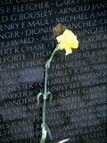 Vietnam War Memorial  Washington DC