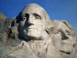 Mt Rushmore National Memorial  SD