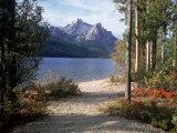 Sawtooth Mountains  ID  Stanley Lake