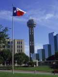 Reunion Tower  Dallas  Texas