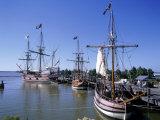 Ship Replicas  Jamestown Settlement  VA