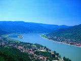 Danube Bend  Visegrad  Hungary