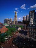 Quincy Market  Boston  MA