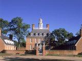 Governor's Palace  Williamsburg  VA