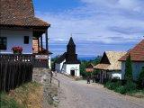 Holloko Village  Unesco Site  Hungary