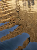 Reflections in Water of Rock Formations