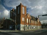 Ebenezer Baptist Church  Civil Rights Movement  Martin Luther King Sr & Jr were Pastors  Atlanta
