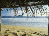 Blue Water Meets Golden Sand at Playa Chamela