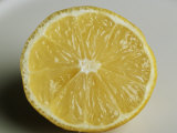 Half of a Tart Lemon