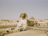 Traditional View of the Great Sphinx at Giza