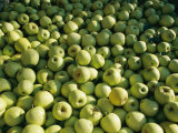Green Apples are Piled High