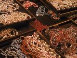 Bins Full of Jewels at Dior's Studio