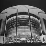 View of the Jai Alai Building in Manila