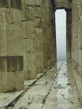 Detail from Parthenon  Athens