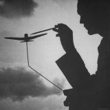 Air Force Intelligence Men Being Trained with the Use of Visual Demonstrations in Class