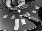 Blackjack is a Moneymaking Gambling Game in the Gambling Halls