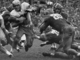 College Football Game: Georgia Tech Vs Notre Dame
