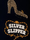 Silver Slipper Sign in Las Vegas