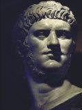 Marble Head of Emperor Nero