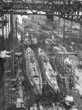 Submarine Assembly Plant at Deschimag