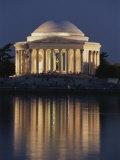 Jefferson Memorial  Night View