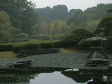 Japanese Garden near the Imperial Palace