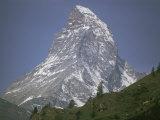 Classic View of the Matterhorn