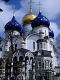 Cathedral of the Assumption  Sergiev Posad  Russia
