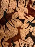 Detail of Batik  Zimbabwe
