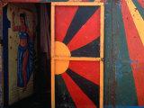 Entrance Through to the Taroudannt Circus  Taroudannt  Morocco
