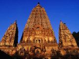 Mahabodhi Temple  Bodhgaya  Bihar  India
