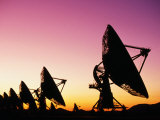 Very Large Array (Vla)  Radio Telescope  USA