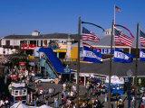 Pier 39  San Francisco  California  USA