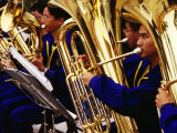 Band of Tuba Musicians  Macau  China