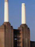 The Battersea Power Plant - London  England