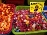 Boiled Sweets at La Merced Market  Mexico City  Distrito Federal  Mexico