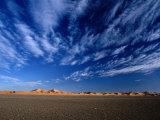 Erg Chebbi  on Edge of the Sahara Desert  Merzouga and the Dunes  Er-Rachidia  Morocco