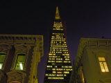 Transamerica Pyramid  San Francisco  California  USA