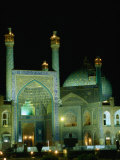 Masjed-E Emam in Emam Khomeini Square  Esfahan  Iran