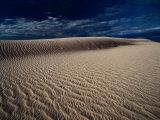 Sand Dune  Mungo National Park  New South Wales  Australia