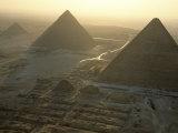 Pyramids at Giza  Giza Plateau  Egypt