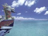 Dragon Boat  Okinawa  Japan
