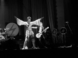David Bowie Performing on Stage at the Dome Theatre Brighton  Ziggy Stardust  May 1973