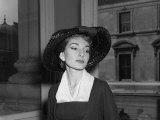 Maria Callas at Covent Garden  1958